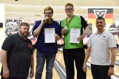 DGBM 2019     Junioren - Einzel