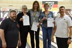 DGBM 2019     Seniorinnen - Einzel