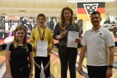 DGBM 2019     w. Jugend - Doppel