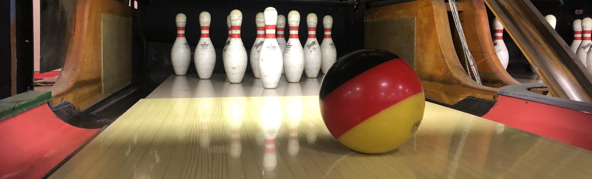 4. Bowlinglehrgang mit Nachwuchs