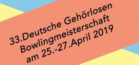 Deutsche Gehörlosen Bowlingmeisterschaft